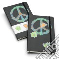Moleskine WOODSTOCK LIMITED EDITION - Notebook PAGINE BIANCHE for PEACE art vari a