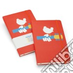 Moleskine WOODSTOCK LIMITED EDITION - Notebook A RIGHE for MUSIC articolo per la scrittura