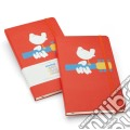 Moleskine WOODSTOCK LIMITED EDITION - Notebook A RIGHE for MUSIC art vari a
