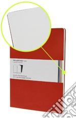 Volant Moleskine - Extra Large Pagine Bianche ROSSO (2 taccuini) articolo per la scrittura