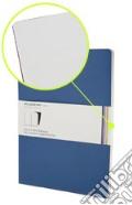 Volant Moleskine - Extra Large Pagine Bianche BLU (2 taccuini) art vari a