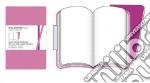 Volant Moleskine - Extra Large Pagine Bianche ROSA (2 taccuini) articolo per la scrittura