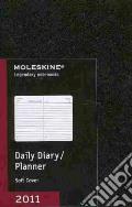 Agenda Moleskine 2011 - GIORNALIERA POCKET Copertina Morbida Nera art vari a