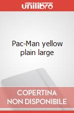 Pac-Man yellow plain large articolo per la scrittura