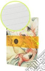Set 2 Quaderni A Righe COVER ART Journal - Copertina Benjamin Barrios articolo per la scrittura