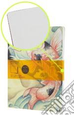 Set 2 Quaderni Pagine Bianche COVER ART Journal - Copertina Benjamin Barrios articolo per la scrittura