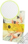 Set 2 Quaderni A Quadretti COVER ART Journal - Copertina Benjamin Barrios art vari a