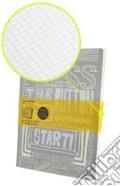 Set 2 Quaderni A Quadretti COVER ART Journal - Copertina Maykel Cordeiro Nunes art vari a