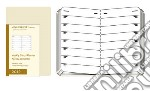 Moleskine Agenda 2012 CAHIER Planner Settimanale - Pocket, colore Naturale articolo per la scrittura