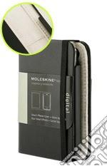 Moleskine Custodia Nera SMARTPHONE Cover art vari a