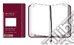 Moleskine Agenda 2012 Giornaliera EXTRASMALL Planner - Copertina Mattone  articolo per la scrittura
