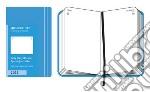 Moleskine Agenda 2012 Giornaliera EXTRASMALL Planner - Copertina Azzurra  articolo per la scrittura