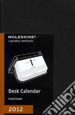 Agenda Moleskine 2012 - Desk Calendar 'the days that count' articolo per la scrittura