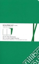 Emerald green plain volant notebooks L articolo per la scrittura