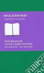 Plain notebook extra small grass green articolo per la scrittura