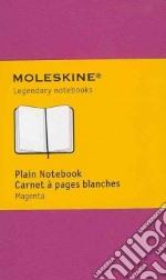 Plain notebook extra small dark pink articolo per la scrittura