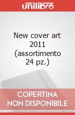 New cover art 2011 (assortimento 24 pz.) articolo per la scrittura di Moleskine
