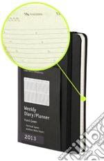 Agenda 2013 Pocket - Settimanale Verticale articolo per la scrittura
