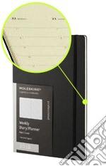 Agenda 2013 LARGE Settimanale - Copertina Morbida Nera articolo per la scrittura