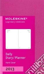 Daily planner XS. Dark pink cover articolo per la scrittura
