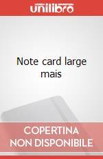 Note cards with envelope. L mais articolo per la scrittura