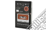 Audiocassette ruled large. Limited edition articolo per la scrittura