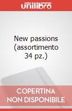 New passions (assortimento 34 pz.) articolo per la scrittura di Moleskine