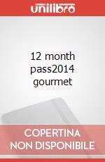 12m pass2014 gourmet articolo per la scrittura