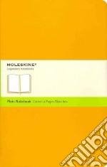 Notebook lg pla oran yellow hard articolo per la scrittura