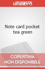 Nc tea green p articolo per la scrittura