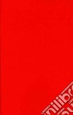 Notebook xs pla red hard articolo per la scrittura
