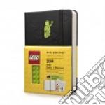 Agenda 2014 LEGO - Giornaliera Pocket articolo per la scrittura