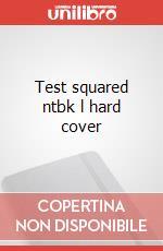 Test squared ntbk l hard cover articolo per la scrittura