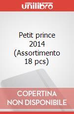 Petit prince 2014 (Assortimento 18 pcs) articolo per la scrittura di Moleskine