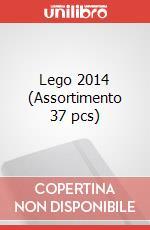 Lego 2014 (Assortimento 37 pcs) articolo per la scrittura di Moleskine