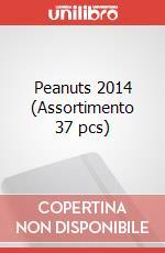 Peanuts 2014 (Assortimento 37 pcs) articolo per la scrittura di Moleskine