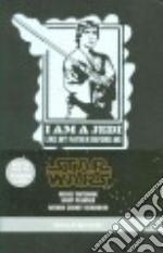 Agenda. 18 mesi. Star Wars weekly notebook diary. Pocket. Copertina rigida nera articolo per la scrittura
