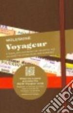 Voyageur traveller's notebook brown articolo per la scrittura