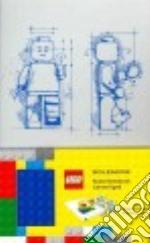 Notebook Lego 2014 large ruled articolo per la scrittura