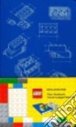 Notebook Lego 2014 large plain articolo per la scrittura