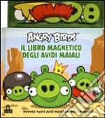 Angry birds. Il libro magnetico degli avidi maiali. Con magneti. Ediz. illustrata articolo per la scrittura