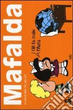 Mafalda. Le strisce dalla 161 alla 320. Vol. 2 articolo per la scrittura di Quino