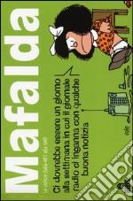 Mafalda. Le strisce dalla 481 alla 640. Vol. 4 articolo per la scrittura di Quino