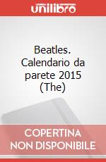 The Beatles. Calendario da parete 2015 articolo per la scrittura di Quino