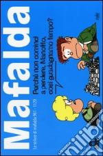 Mafalda. Le strisce dalla 961 alla 1120. Vol. 7 articolo per la scrittura di Quino