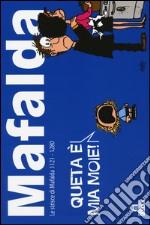 Mafalda. Le strisce dalla 1121 alla 1280. Vol. 8 articolo per la scrittura di Quino