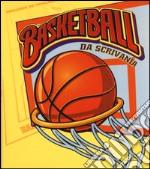 Basketball da scrivania. Con gadget articolo per la scrittura