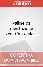 Palline da meditazione zen. Con gadget articolo per la scrittura
