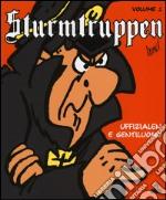 Uffizialen e gentiluomo. Sturmtruppen. Vol. 1 articolo per la scrittura di Bonvi