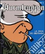 La cena dei cretinen. Sturmtruppen. Vol. 5 articolo per la scrittura di Bonvi
